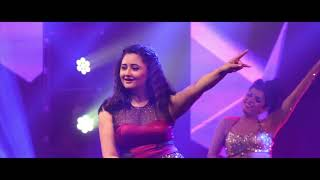 Celebrity performer Rashmi Desai at Big Fat Function managed by Magictouch Entertainment at Ahmedaba