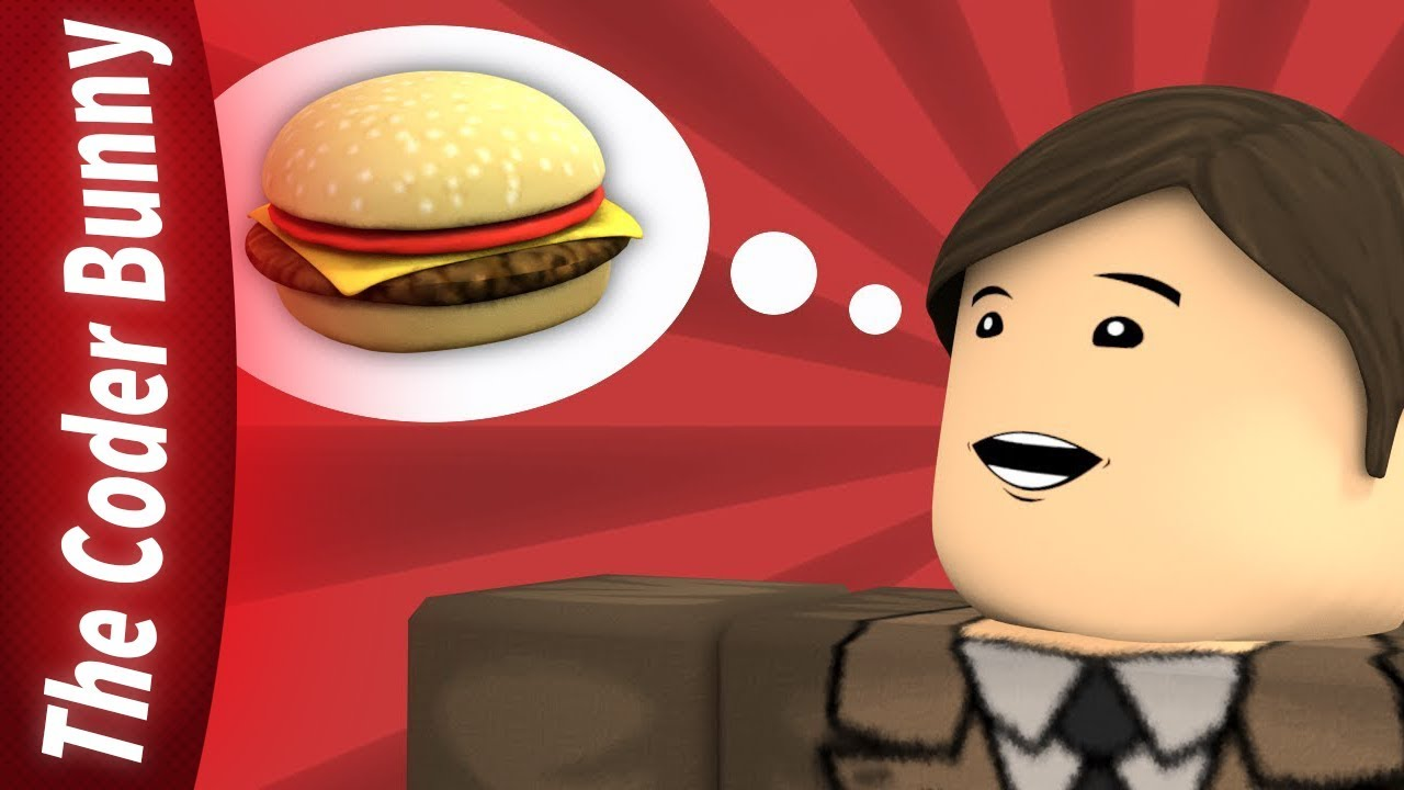 Life in Roblox (Animation): Burger Blox - YouTube