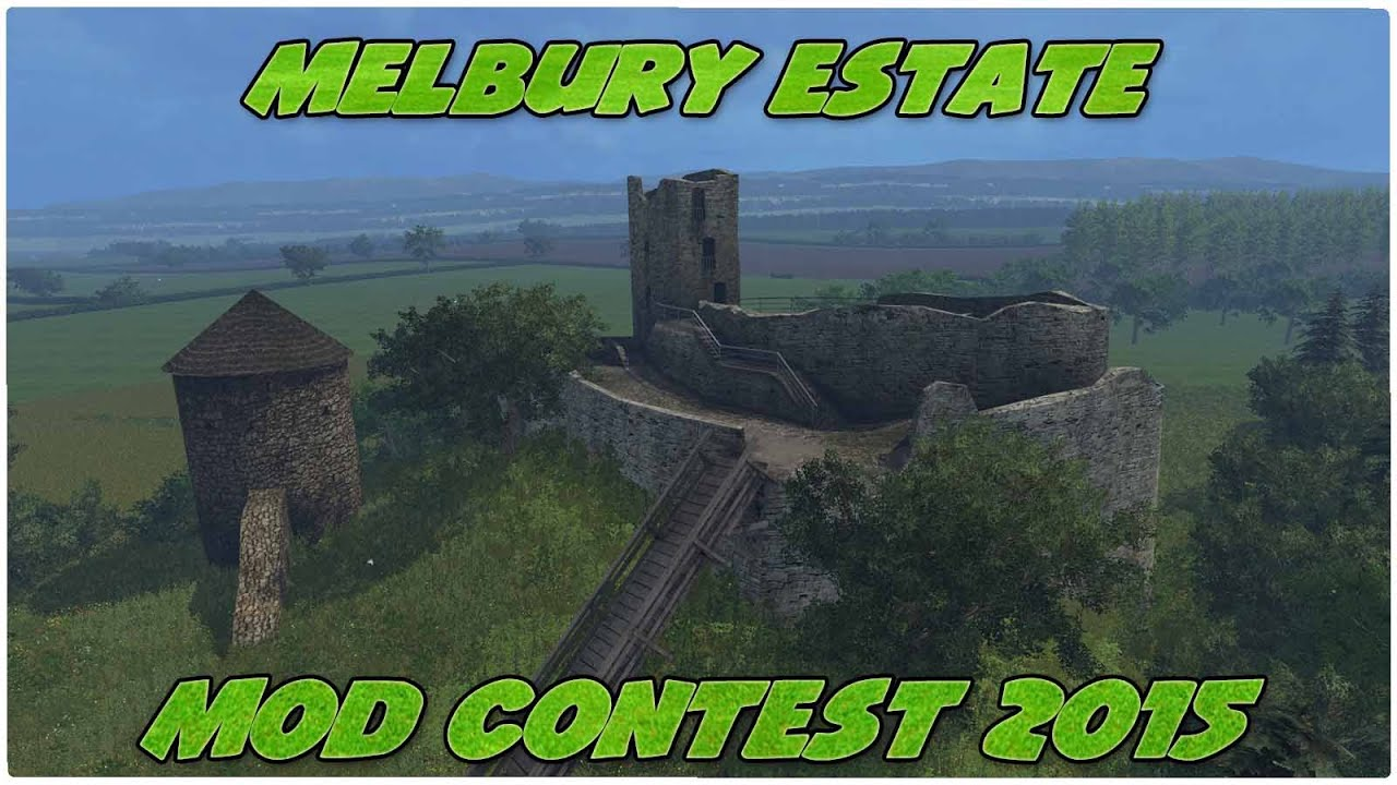 Contest Melbury Estate YouTube - Southern norway map ls15