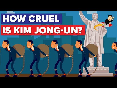 How Cruel Is North Korean Leader Kim Jong-Un?