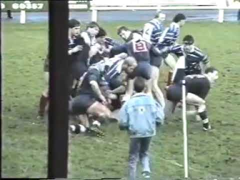 CLASSIC MATCH | Glasgow Accies v Musselburgh 1987-88