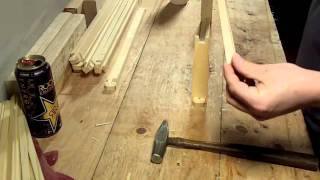 How To Build A Frame For Your Beehive - Backyard Beekeeping