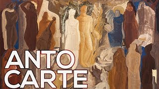 Anto Carte: A collection of 47 works (HD)