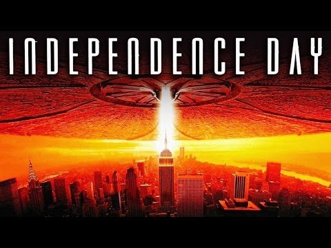 Independence Day(1996) Movie Review/Retrospective