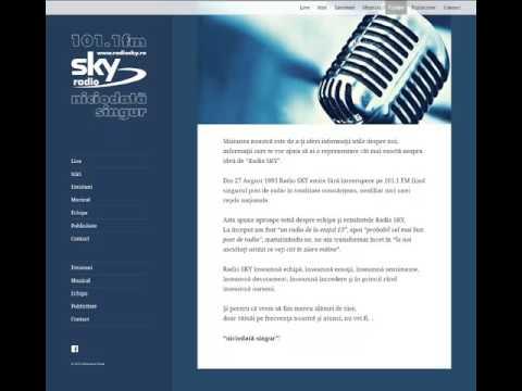 Radio Sky - Auris Luca si Maria Verdi