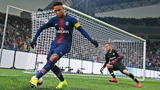 PES 2019 - Neymar Goals & Skills HD