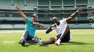 Maxi's Blog: Maxi meets Usain Bolt