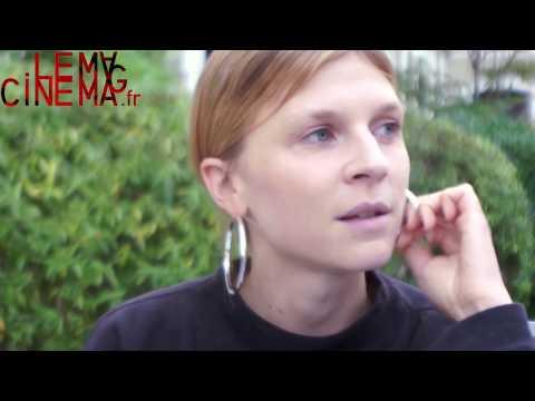 Clemence Poesy Jury au festival de Dinard : On mange mieux à Londres qu'à Paris