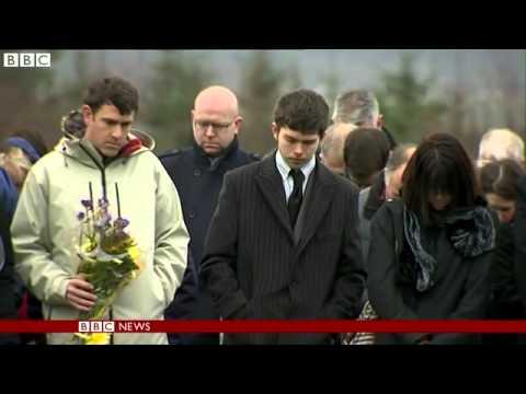 Memorial services for Lockerbie