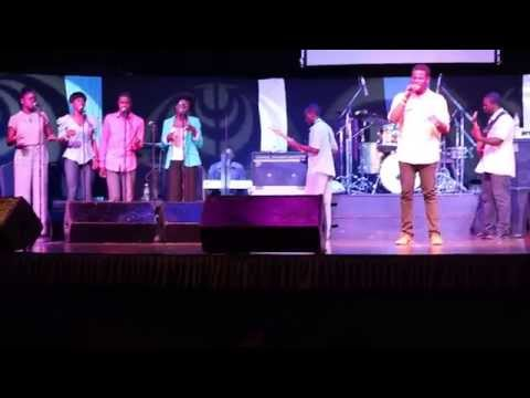 Tye Tribbett-what can I do cover by Sounds of Heaven