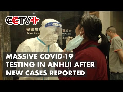 East China City Launches Massive Testing Following Detection of Two New COVID-19 Cases