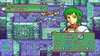 Why is Fire Emblem Sacred Stones so easy?