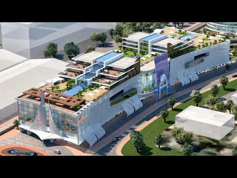 The Sultanate of Oman - Muscat city Multifunctional Business Center
