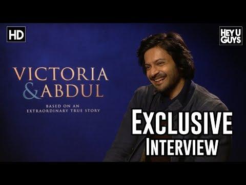 Ali Fazal | Victoria & Abdul Exclusive Interview