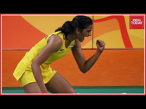 PV Sindhu Beats Wang Yihan To Enter Semi Finals At Rio