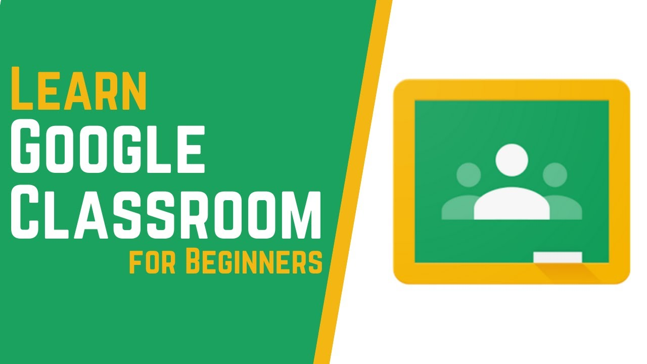 hight resolution of How to Use Google Classroom 2020 - Tutorial for Beginners - YouTube