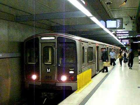 Los Angeles Subway (Metro) Fatto in Italia