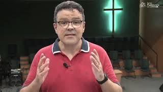 Diário de um Pastor com o Reverendo Marcelo Pinheiro - João 3:1-7 - 14/01/2021