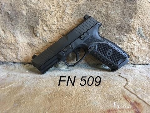 FN 509 - A Law Enforcement and Military Duty Beast That You Can Carry!