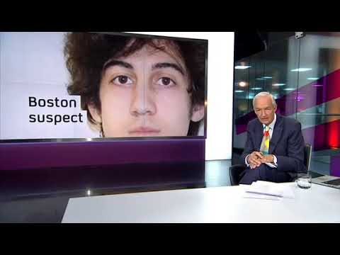 Boston Bombing Suspect In Jail First Prison Phone Cal...