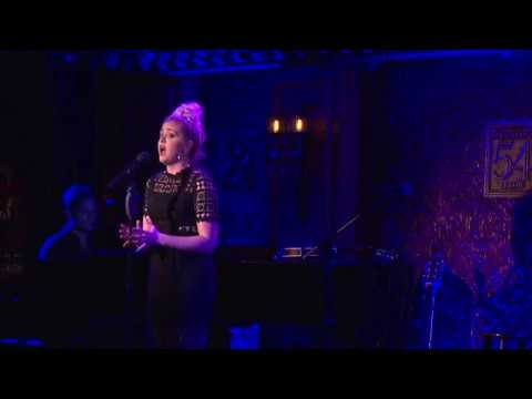 """Julia Rhea Sings """"A Case Of You"""" By Joni Mitchell (Tuesdays At 54)"""