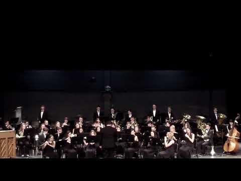 Overture to Candide (L. Bernstein) - Arlington HS Wind Ensemble - 2018 Guest Conductor Concert