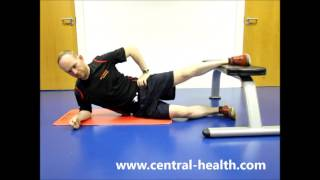 Adductor Side Plank