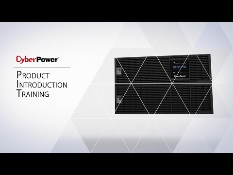 CyberPower Online Series UPS Product Introduction Training