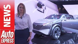 Nissan IMQ concept – a preview of the next Qashqai SUV