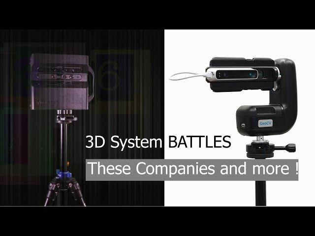 Matterport 3d Tours have competition!  Which is the best?