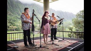 Natalie Ai Kamauu - Waimea I Ka La`I (HI Sessions Live Music Video)