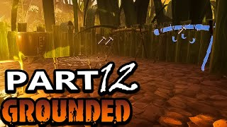 GROUNDED Walkthrough Gameplay Part 12 | Expanding the Base (Xbox ONE)
