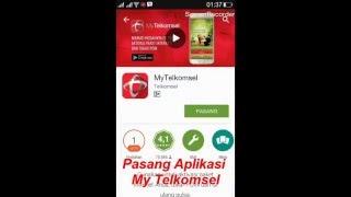 Cara Dapat Pulsa 50rb Dari Telkomsel Gratis