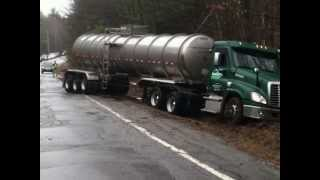 Truck Accidents In Russia, Semi Trucks Crash, Tractor Trailer Crashes