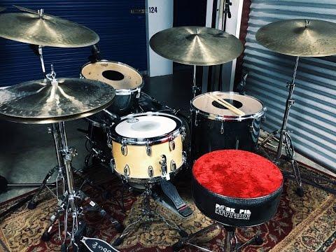 INSTAGRAM DRUM WORLD - Jeff Randall - 180 Drums Podcast!