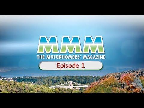 MMM TV - the motorhomers' magazine programme 1