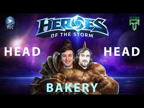 Head 2 Head With Bakery (Dignitas) - Ep.3 - Heroes of the Storm Gameplay and Interview