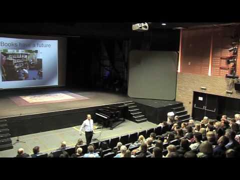 Future of Education: Digital High Schools. Prepare Students for Future.  Conference keynote speaker