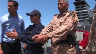 Eubam Naval Coast Guard Training In Malta May 2014