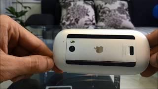 Trải nghiệm Chuột Apple Magic Mouse