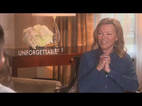 """""""Unforgettable"""" Interview with Cheryl Ladd!  I Told Her I Was a Charlie's Angel Too!  HA!"""