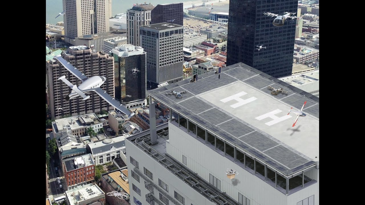 The NASA View on Urban Air Mobility