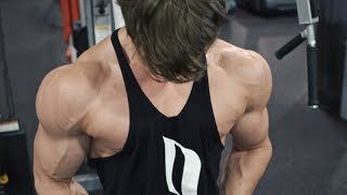 Full Chest & Shoulder Workout w/Commentary