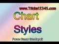 Excel VBA - Chart Styles