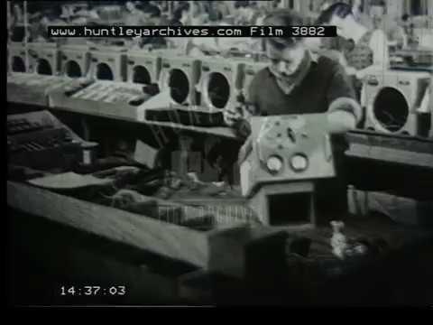 Radar Technology, 1940s - Film 3882