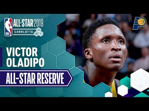 Victor Oladipo 2019 All-Star Reserve | 2018-19 NBA Season