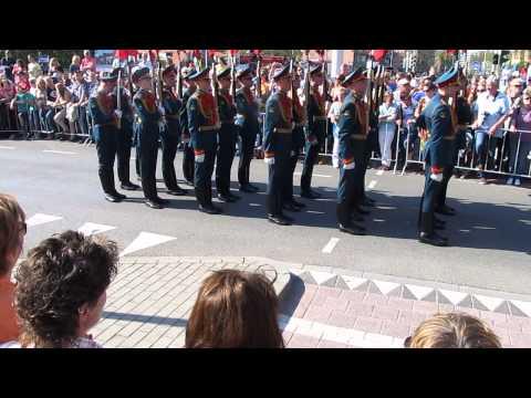 Kremlin Regiment (Russian presidential guards)
