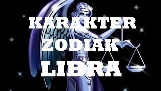 Karakter dan Sifat Zodiak Libra