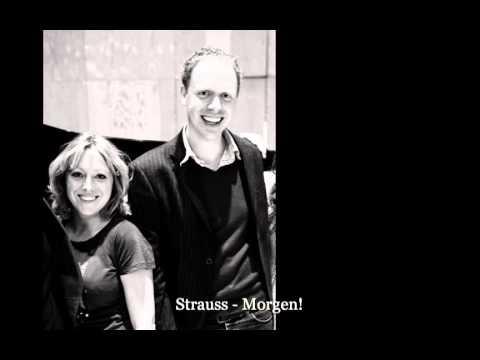 Sophie Bevan & Joseph Middleton: Strauss - Morgen!
