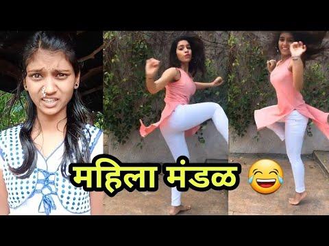 New Marathi Full Comedy TikTok Famous Videos Ep108